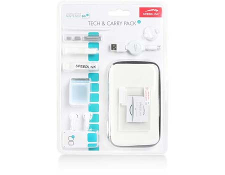 Speed-Link NDSi Tech & Carry Pack, white