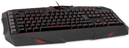 Speed-Link Parthica Core Gaming Keyboard, black