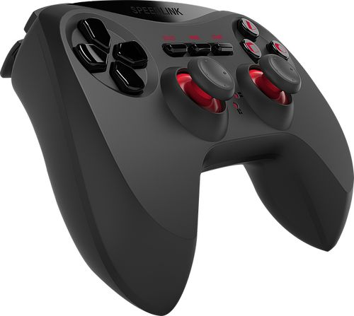 Speed-Link Strike NX Gamepad Wireless for PS3, black