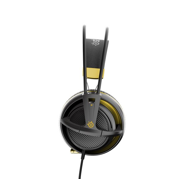 SteelSeries Siberia 200, alchemy gold