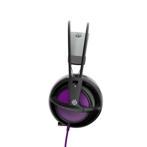 SteelSeries Siberia 200, sakura purple