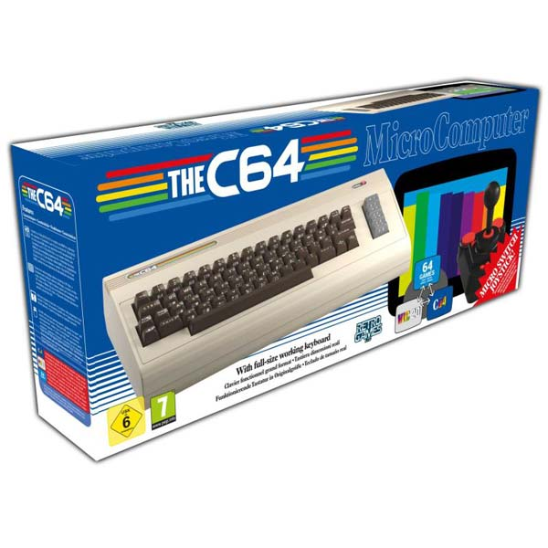 The Commodore C64 Maxi