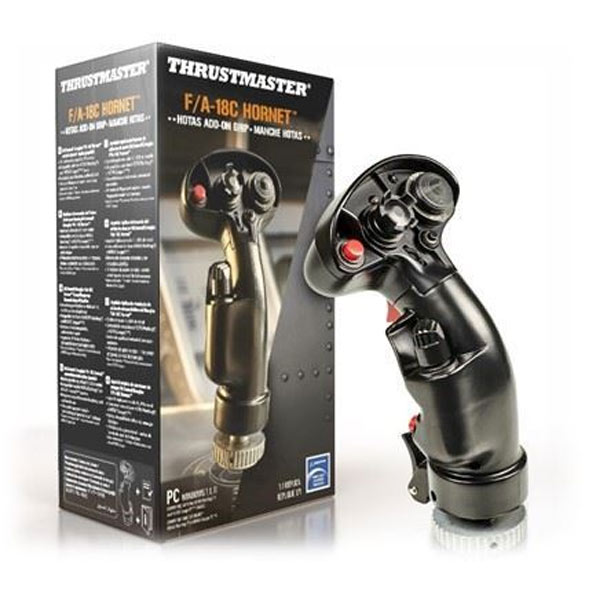 Thrustmaster F/A-18C Hornet Hotas Add-On Grip
