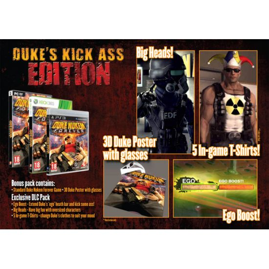 Duke's Kick Ass Edition