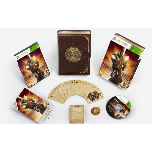 Fable 3 CZ (Limited Collector's Edition)