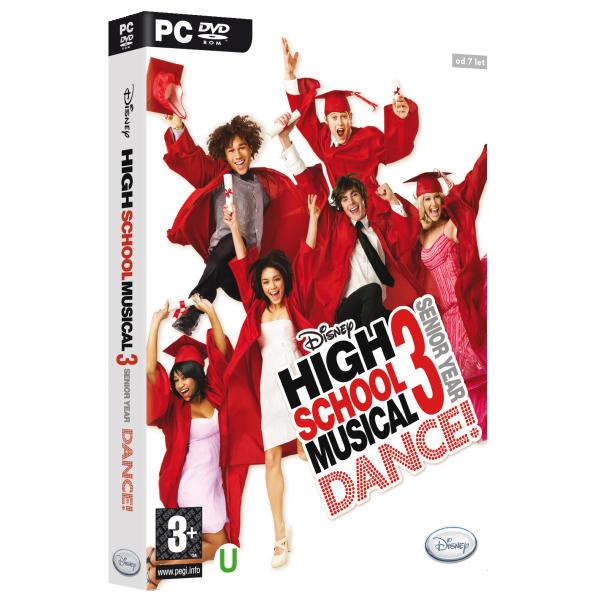 High School Musical 3: Senior year DANCE! CZ