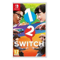 1-2-Switch [NSW] - BAZÁR (použitý tovar) na progamingshop.sk