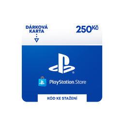 PlayStation Store 250 Kč - elektronická peňaženka na progamingshop.sk