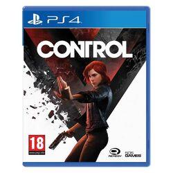 Control [PS4] - BAZÁR (použitý tovar) na progamingshop.sk