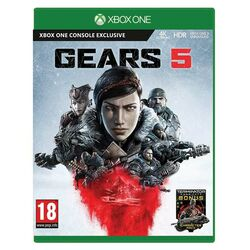 Gears 5 [XBOX ONE] - BAZÁR (použitý tovar) na progamingshop.sk