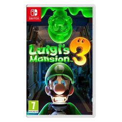 Luigi's Mansion 3 [NSW] - BAZÁR (použitý tovar) na progamingshop.sk