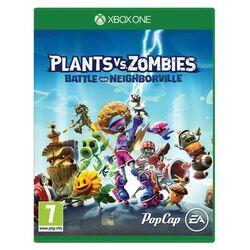 Plants vs. Zombies: Battle for Neighborville [XBOX ONE] - BAZÁR (použitý tovar) na progamingshop.sk