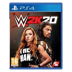 WWE 2K20 [PS4] - BAZÁR (použitý tovar) na progamingshop.sk