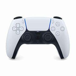 PlayStation 5 bezdrôtový ovládač DualSense, čierno-biely na pgs.sk