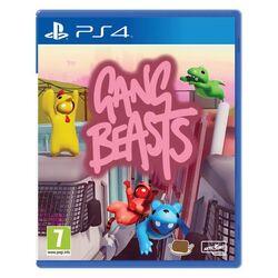 Gang Beasts [PS4] - BAZÁR (použitý tovar) na progamingshop.sk