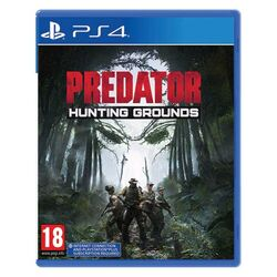 Predator: Hunting Grounds [PS4] - BAZÁR (použitý tovar) na progamingshop.sk