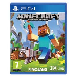 Minecraft (Bedrock Edition) [PS4] - BAZÁR (použitý tovar) na pgs.sk