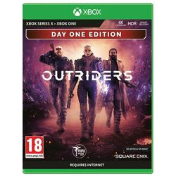 Outriders (Day One Edition) na progamingshop.sk