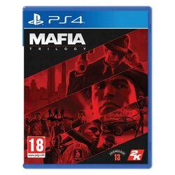 Mafia Trilogy CZ [PS4] - BAZÁR (použitý tovar) na pgs.sk