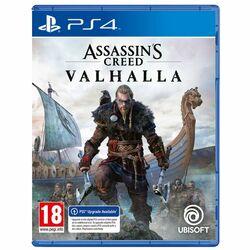 Assassin's Creed: Valhalla [PS4] - BAZÁR (použitý tovar) na pgs.sk