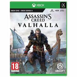 Assassin's Creed: Valhalla [XBOX ONE] - BAZÁR (použitý tovar) na pgs.sk