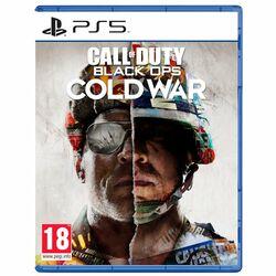 Call of Duty Black Ops: Cold War [PS5] - BAZÁR (použitý tovar) na progamingshop.sk