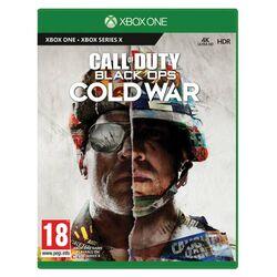 Call of Duty Black Ops: Cold War [XBOX ONE] - BAZÁR (použitý tovar) na pgs.sk