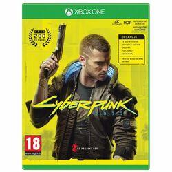 Cyberpunk 2077 CZ [XBOX ONE] - BAZÁR (použitý tovar) na progamingshop.sk