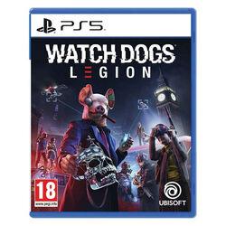 Watch Dogs: Legion [PS5] - BAZÁR (použitý tovar) na pgs.sk