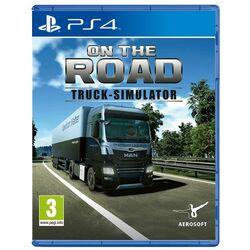 On the Road: Truck Simulator [PS4] - BAZÁR (použitý tovar) na pgs.sk