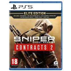 Sniper Ghost Warrior: Contracts 2 (Elite Edition) CZ na pgs.sk