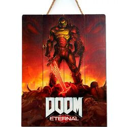 Obraz WoodArt 3D Eternal Limited Editon (Doom) na progamingshop.sk