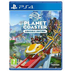 Planet Coaster: Console Edition [PS4] - BAZÁR (použitý tovar) na progamingshop.sk