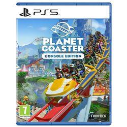 Planet Coaster: Console Edition [PS5] - BAZÁR (použitý tovar) na progamingshop.sk
