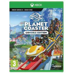 Planet Coaster: Console Edition [XBOX SX] - BAZÁR (použitý tovar) na pgs.sk