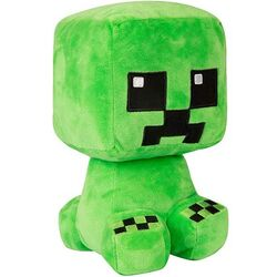 Plyšák Crafter Charged Creeper (Minecraft) na pgs.sk