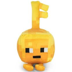 Plyšák Dungeons Happy Explorer Gold Key Golem (Minecraft) na progamingshop.sk