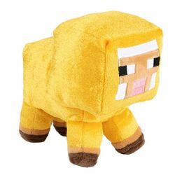 Plyšák Limited Edition Happy Explorer Gold Sheep (Minecraft) na pgs.sk