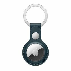 Apple AirTag Leather Key Ring, baltic blue na progamingshop.sk