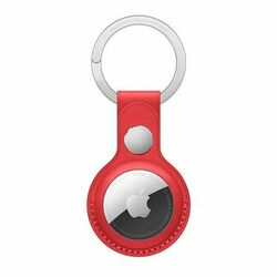 Apple AirTag Leather Key Ring, red na progamingshop.sk