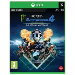 Monster Energy Supercross 4 [XBOX X|S] - BAZÁR (použitý tovar) na pgs.sk