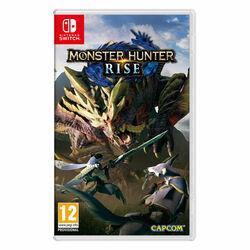 Monster Hunter: Rise [NSW] - BAZÁR (použitý tovar) na progamingshop.sk