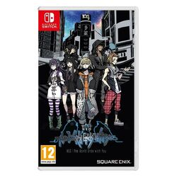 NEO: The World Ends with You na pgs.sk
