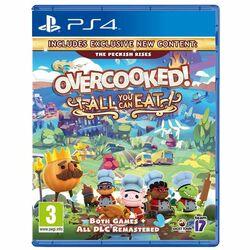 Overcooked! All You Can Eat [PS4] - BAZÁR (použitý tovar) na progamingshop.sk