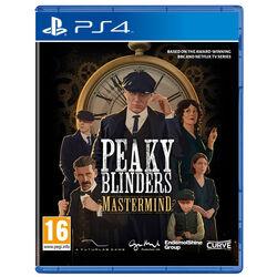 Peaky Blinders: Mastermind [PS4] - BAZÁR (použitý tovar) na progamingshop.sk