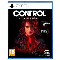Control (Ultimate Edition) [PS5] - BAZÁR (použitý tovar) na pgs.sk