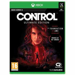 Control (Ultimate Edition) [XBOX X S] - BAZÁR (použitý tovar) na pgs.sk