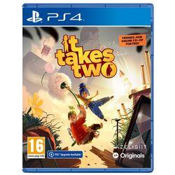 It Takes Two [PS4] - BAZÁR (použitý tovar) na progamingshop.sk