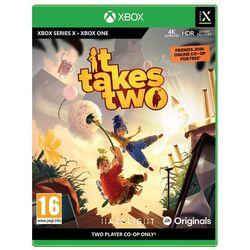 It Takes Two [XBOX X S] - BAZÁR (použitý tovar) na pgs.sk