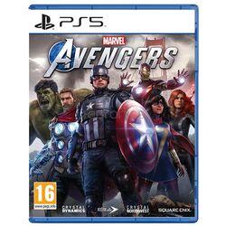 Marvel's Avengers [PS5] - BAZÁR (použitý tovar) na progamingshop.sk